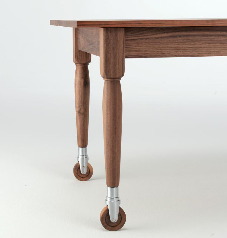 Waycross dining table from Riva 1920