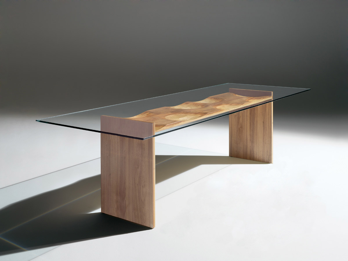 Ripples Table dining from Horm