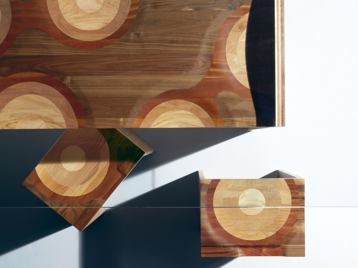 Ripples Table dining from Horm, designed by StH