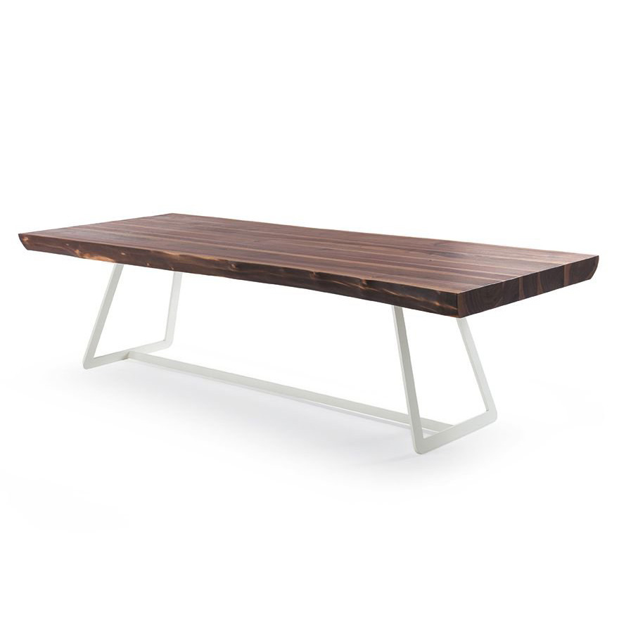 Woodstock-Callecult Base dining table from Riva 1920