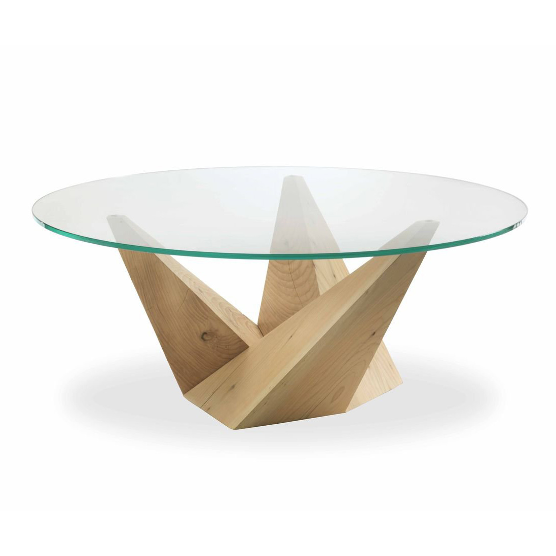 Peak dining table from Riva 1920