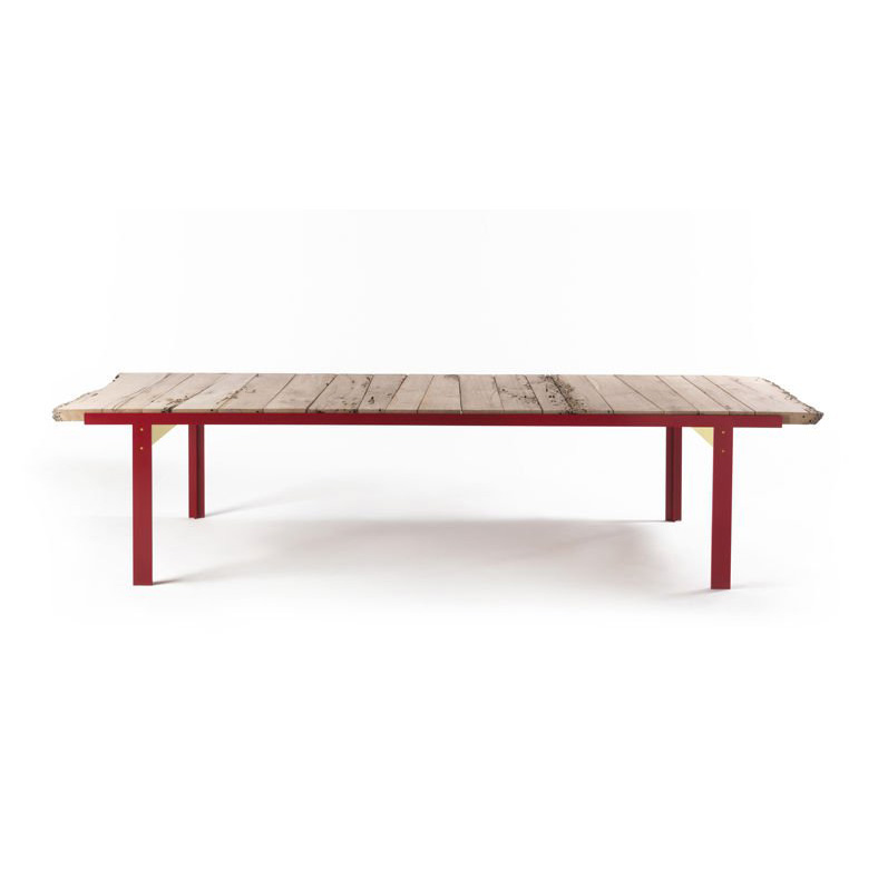 Touch Briccole dining table from Riva 1920