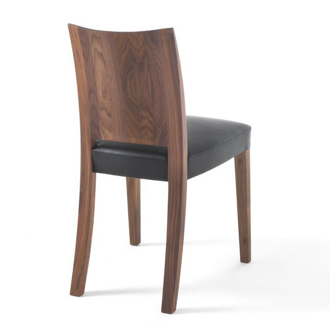 Pimpinella Leather-Cloth chair from Riva 1920, designed by Riccardo Arbizzoni