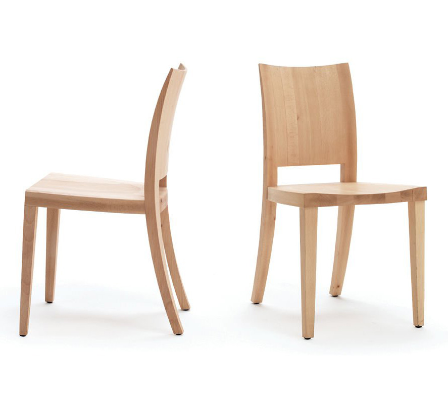 Pimpinella Wood chair from Riva 1920, designed by Riccardo Arbizzoni