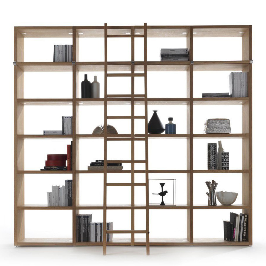 Wallstreet bookcase from Riva 1920, designed by C.R. & S. Riva 1920