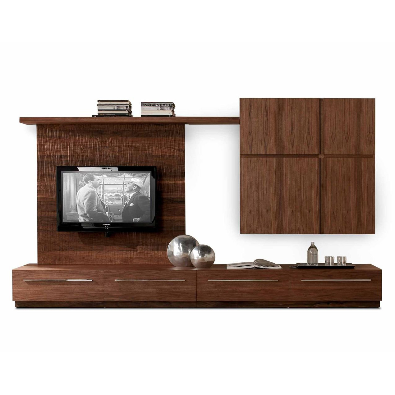 Sipario 2008 cabinet from Riva 1920, designed by C.R. & S. Riva 1920