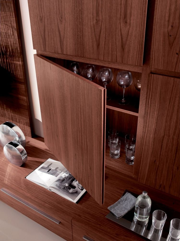 Sipario 2008 cabinet from Riva 1920
