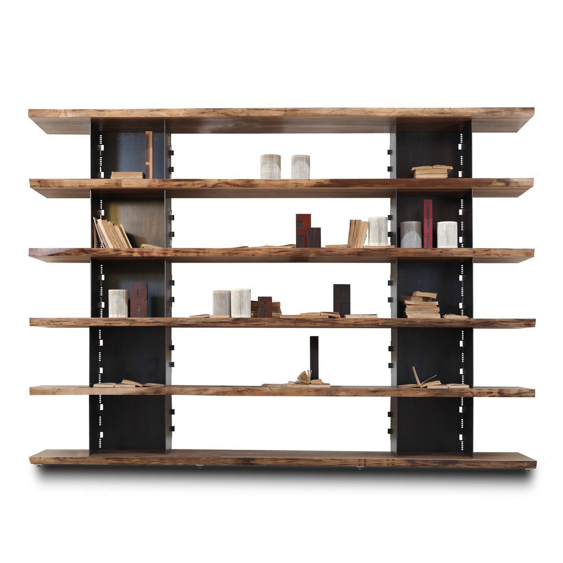 Brie bookcase from Riva 1920, designed by Marc Sadler