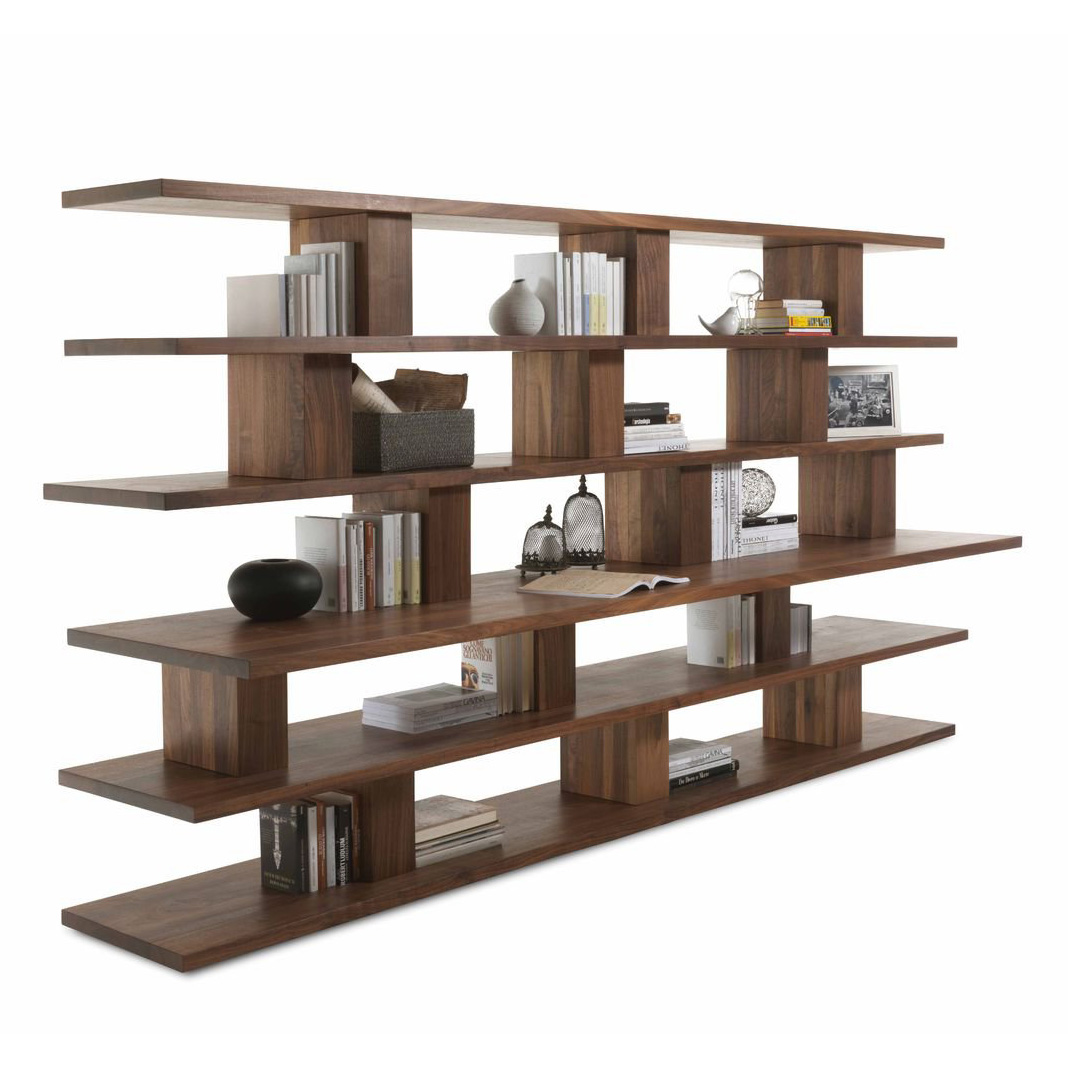 Bookshelf bookcase from Riva 1920, designed by David Chipperfield