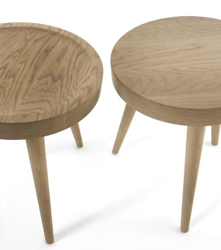 Mitzy stool from Riva 1920
