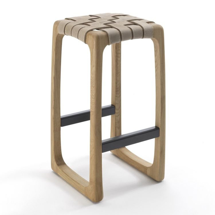 Bungalow Bar Stool from Riva 1920, designed by Jamie Durie