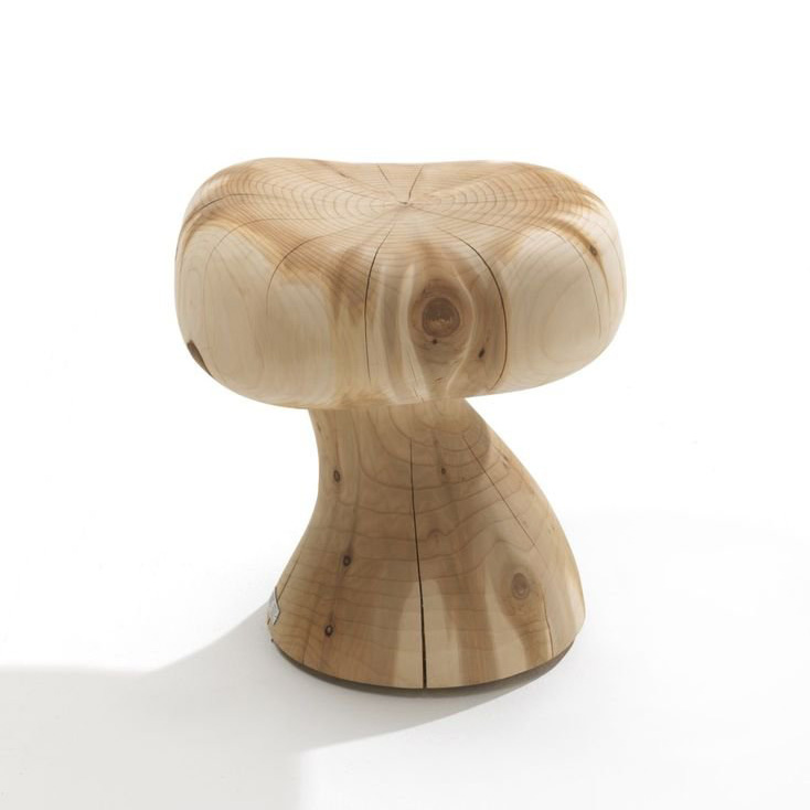 Sieben stool from Riva 1920