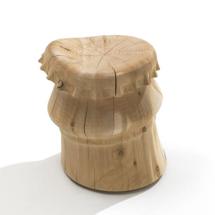 Bottle Cap stool from Riva 1920