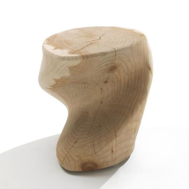 Truciolo stool from Riva 1920
