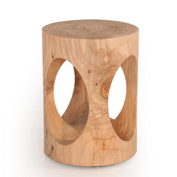 Ziba stool from Riva 1920