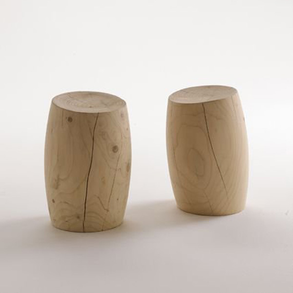 Fuji stool from Riva 1920