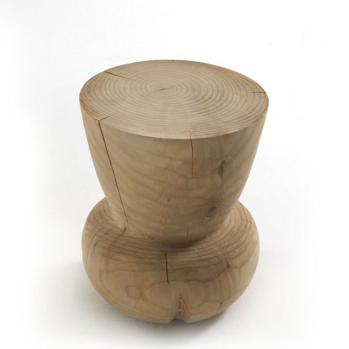 Miss Champagne stool from Riva 1920