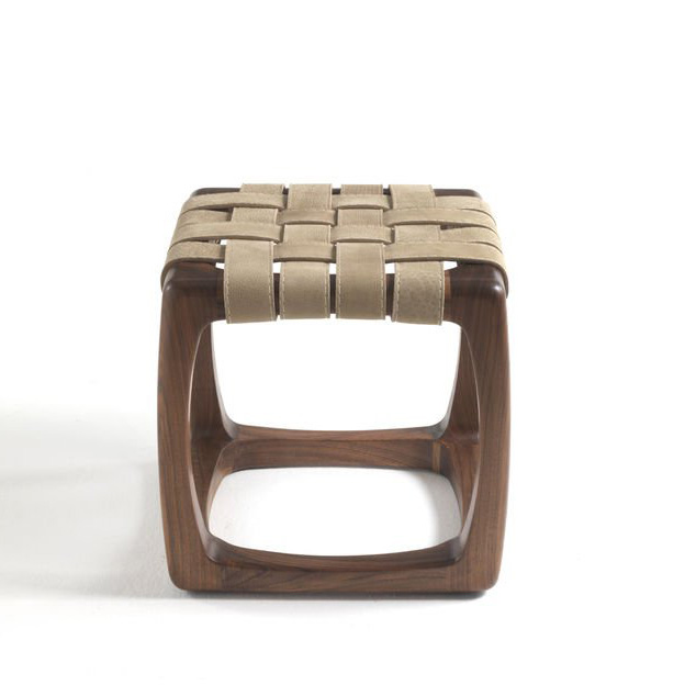 Bungalow stool from Riva 1920, designed by Jamie Durie