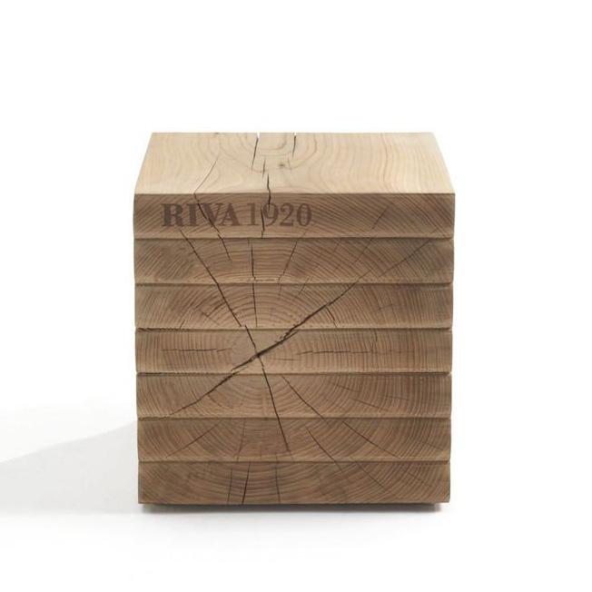 Libri stool from Riva 1920