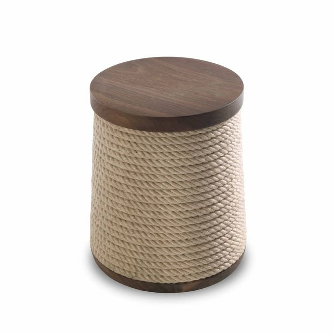 Rope Stool from Riva 1920