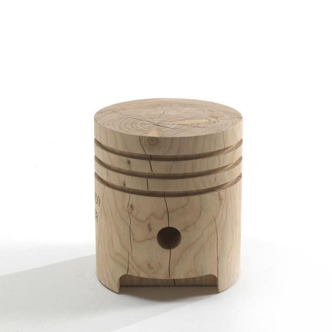 Pistone stool from Riva 1920