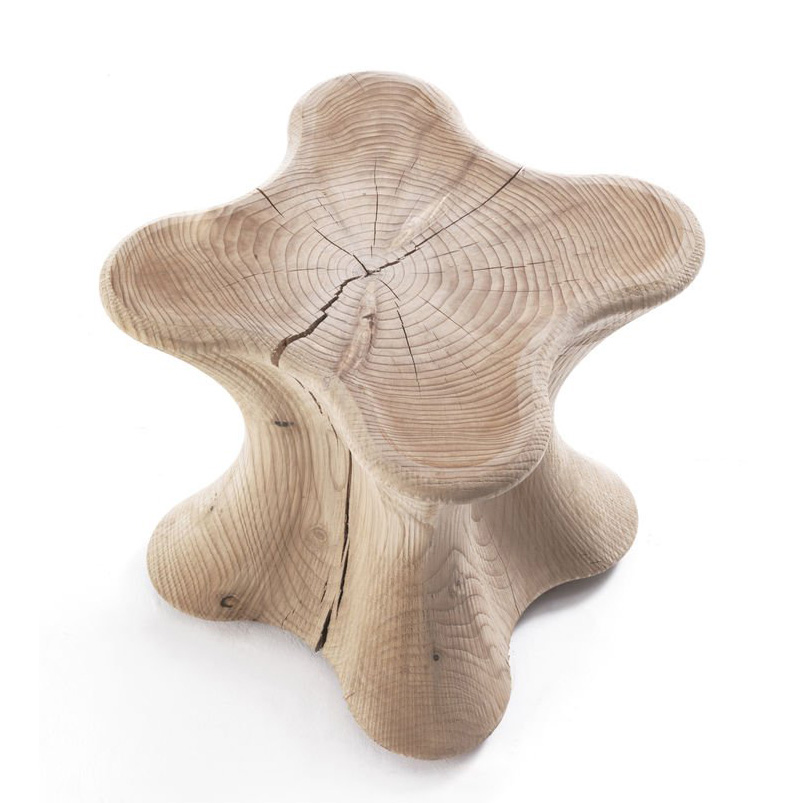 Ficus stool from Riva 1920