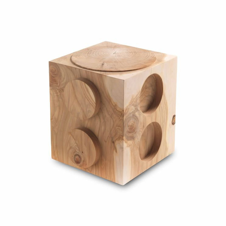 L Ego stool from Riva 1920