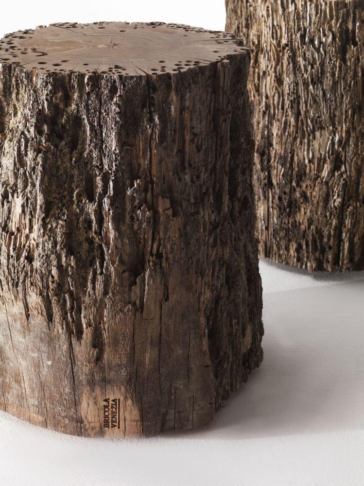 Bricola Venezia stool from Riva 1920