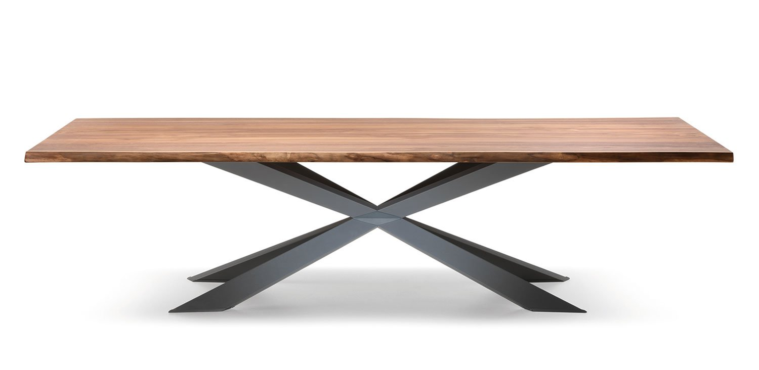 Spyder Wood Dining Table from Cattelan Italia