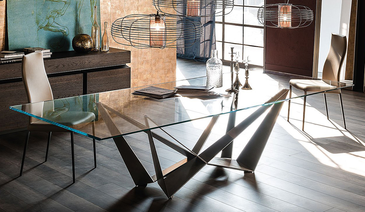 Skorpio Dining Table from Cattelan Italia