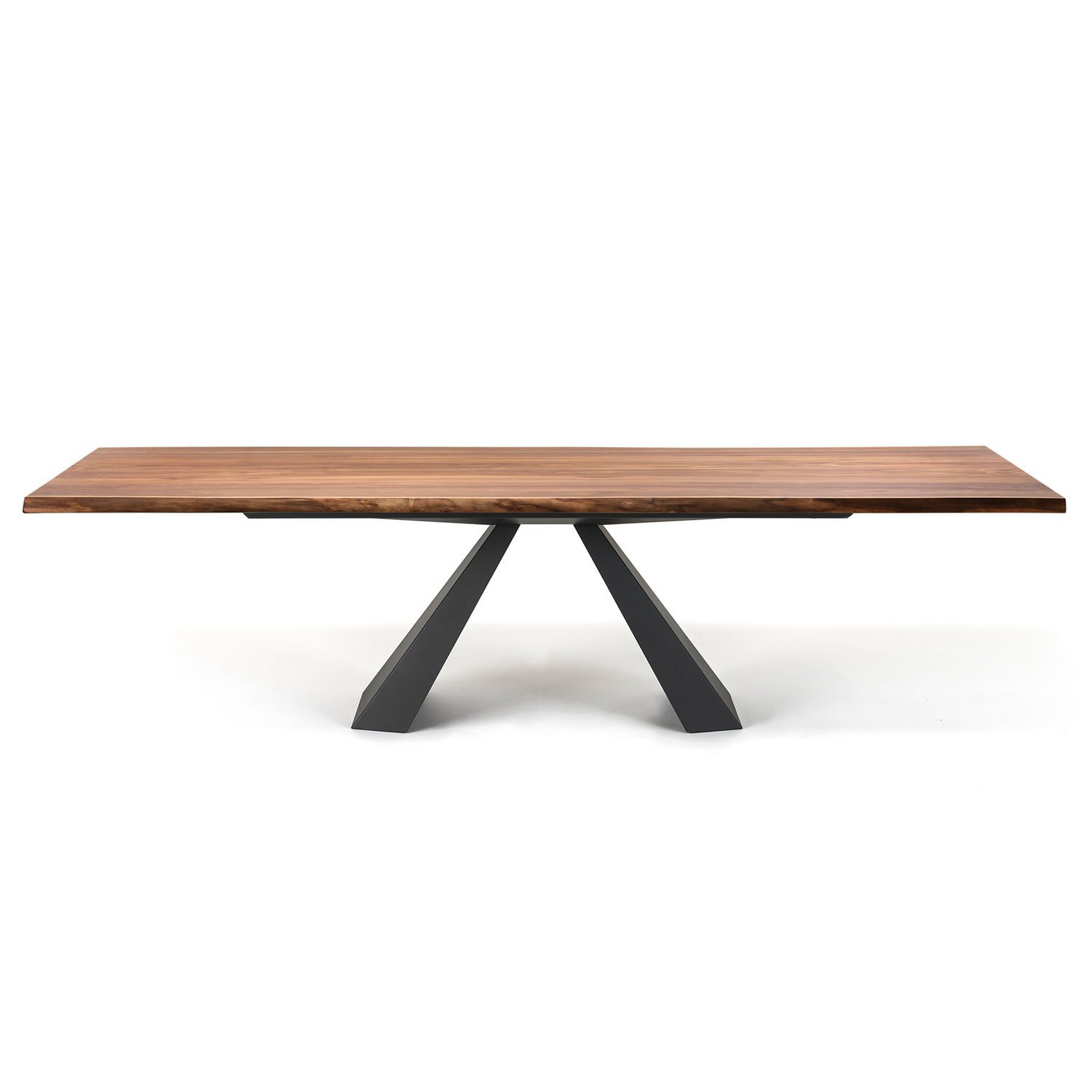 Eliot Wood, dining table from Cattelan Italia