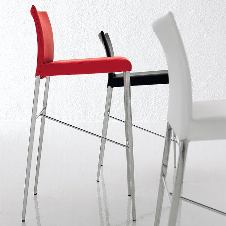 Anna Sgabello, stool from Cattelan Italia