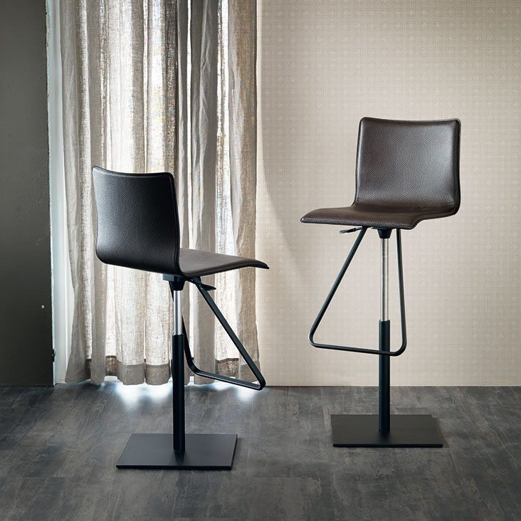 Toto Adjustable Stool from Cattelan Italia