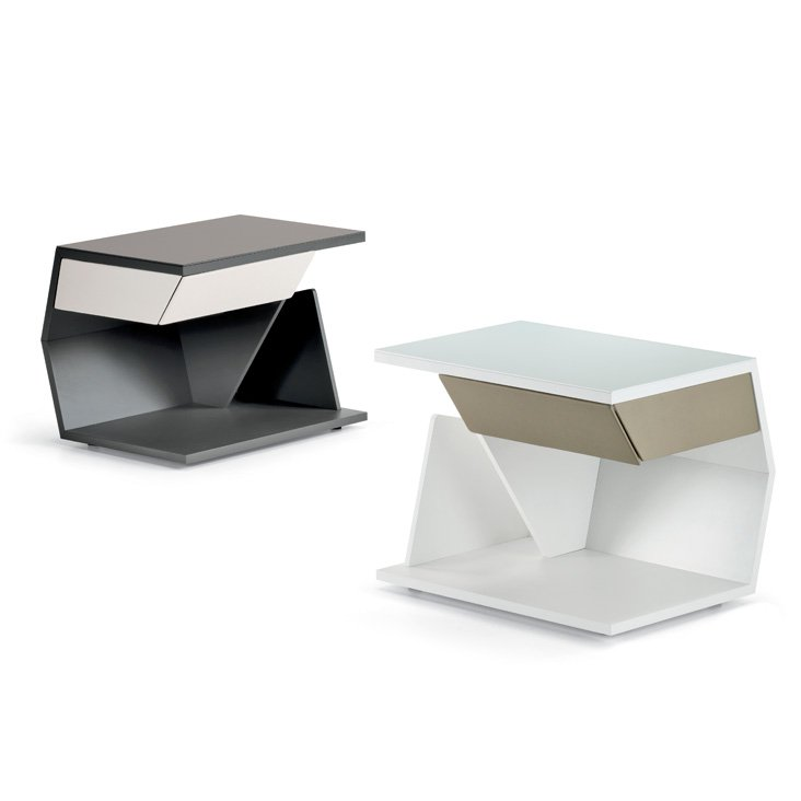 Club Nightstand end table from Cattelan Italia