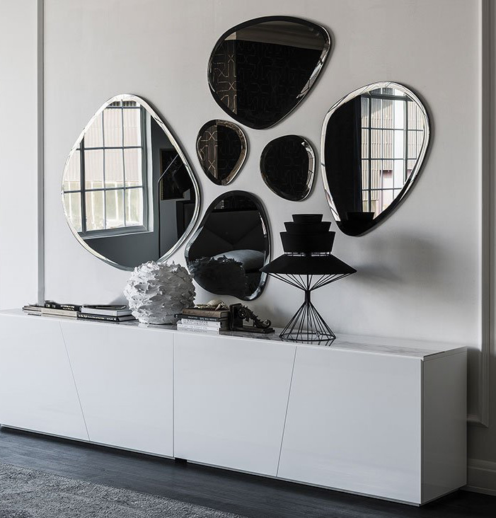 Hawaii Wall Mirror from Cattelan Italia