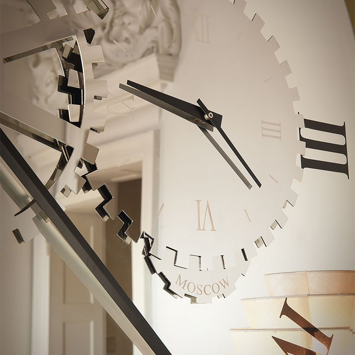 Times, mirror from Cattelan Italia