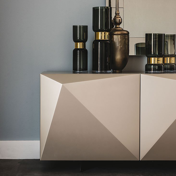 Kayak Sideboard cabinet from Cattelan Italia
