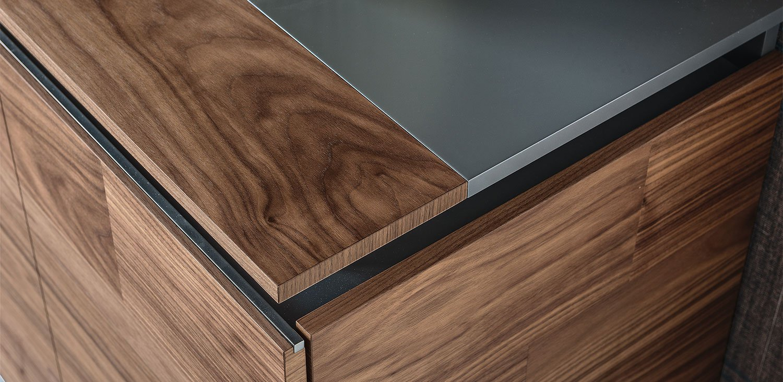 Europa Sideboard cabinet from Cattelan Italia