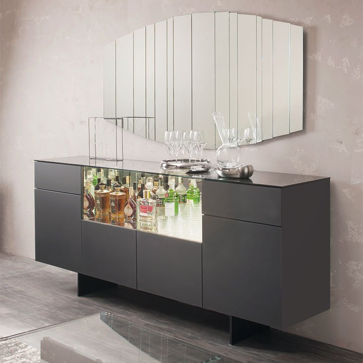 Continental Sideboard cabinet from Cattelan Italia