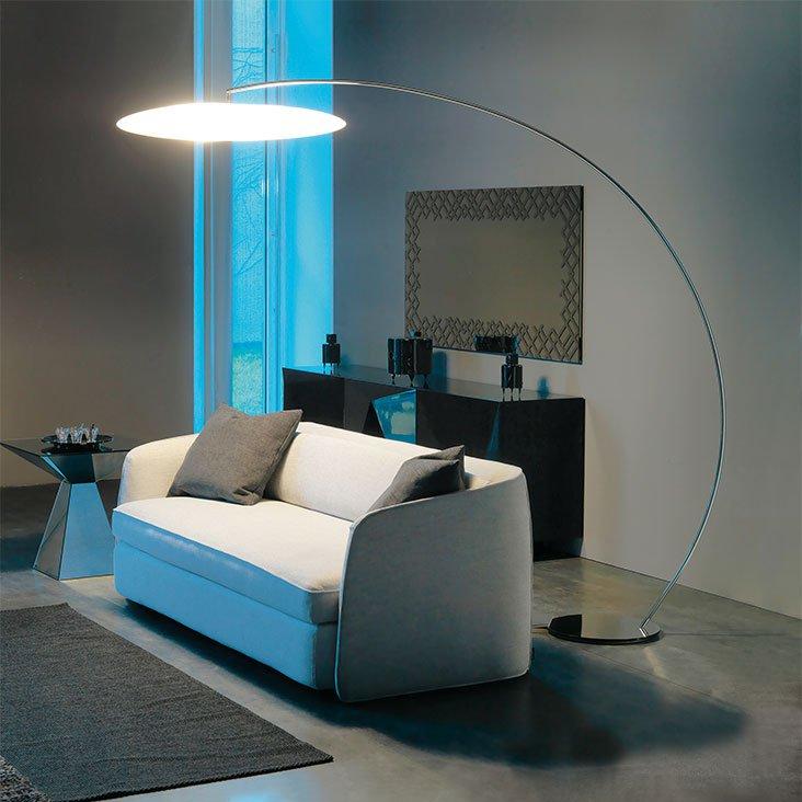 Astra Arc Floor Lamp lighting from Cattelan Italia
