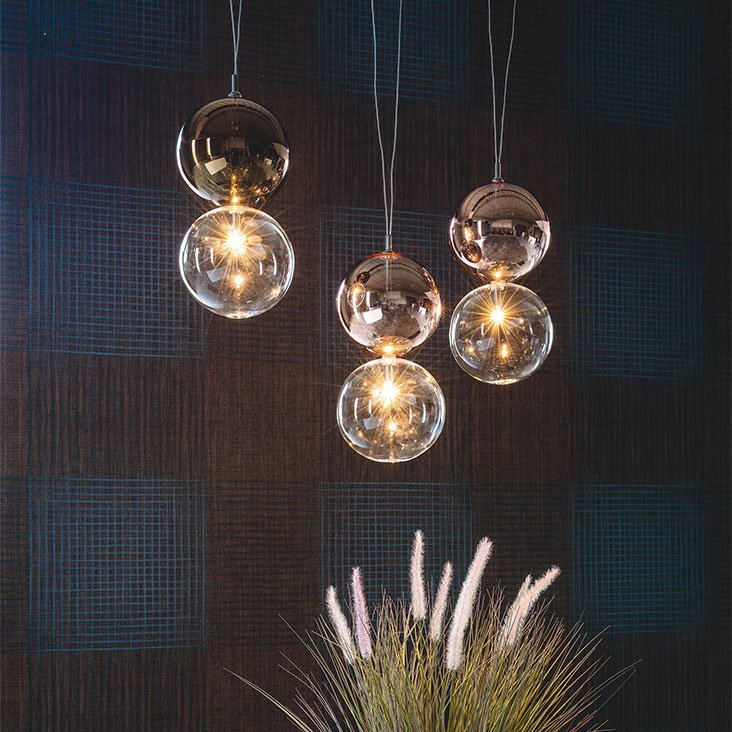 Apollo lighting from Cattelan Italia