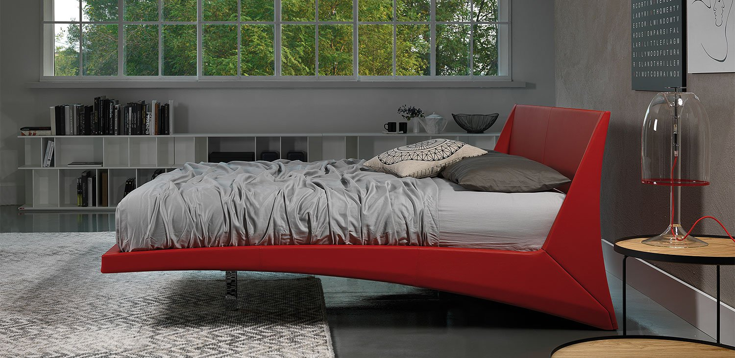 Dylan Bed from Cattelan Italia