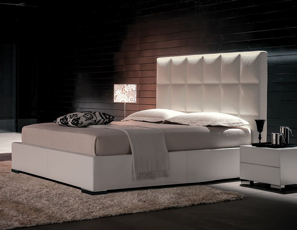 William Bed from Cattelan Italia
