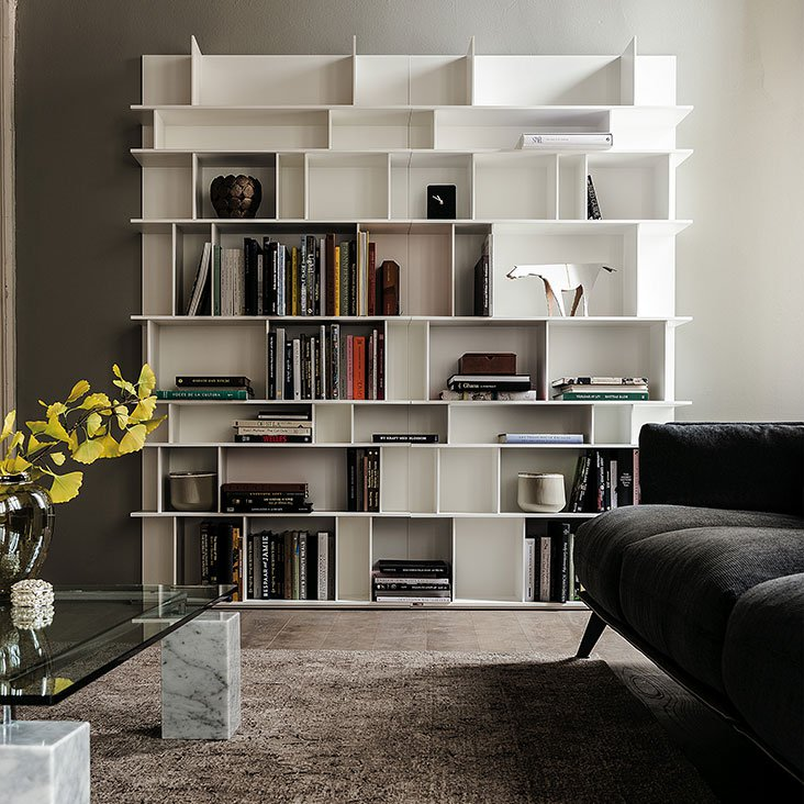 Wally Bookcase from Cattelan Italia