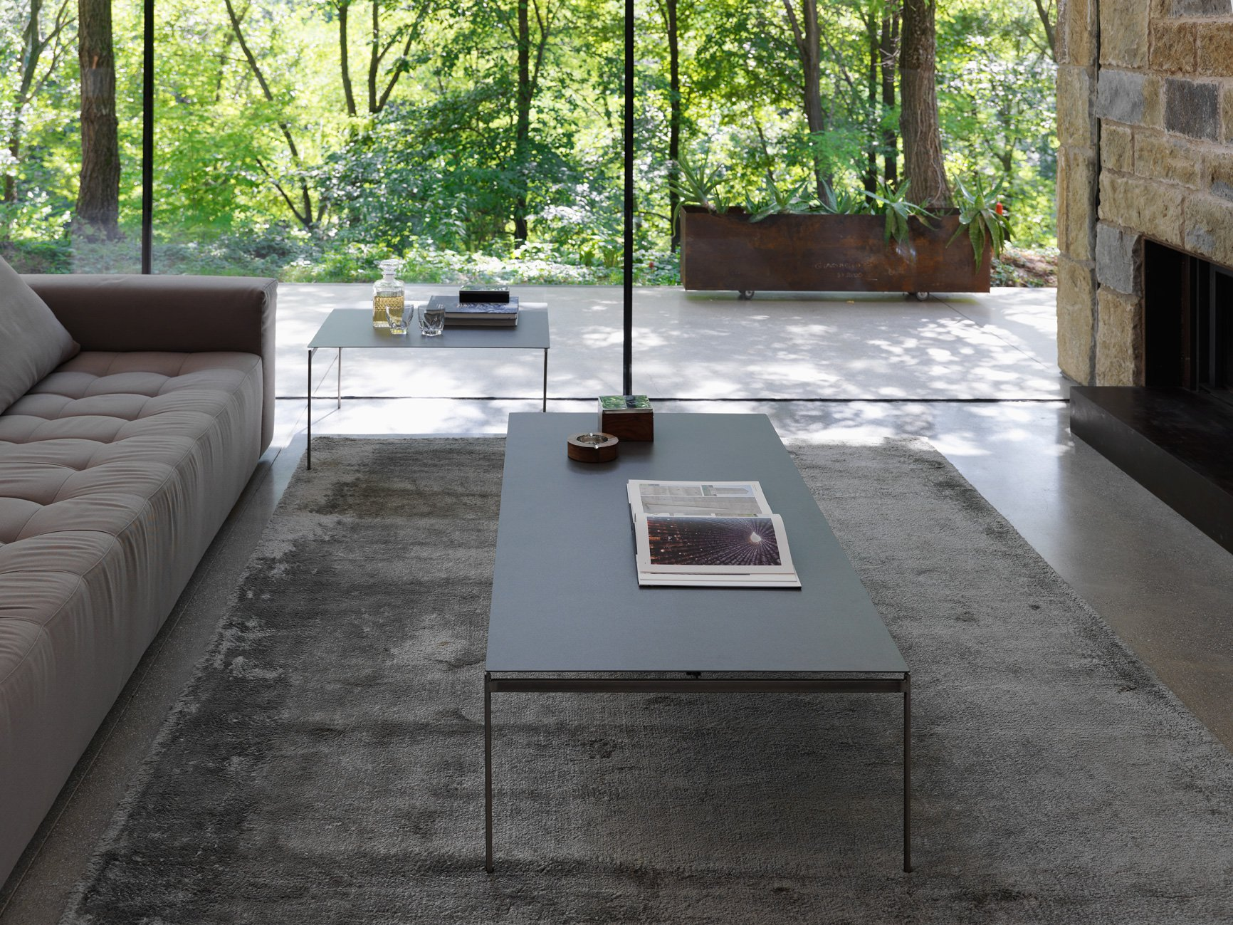 Torii coffee table from Horm