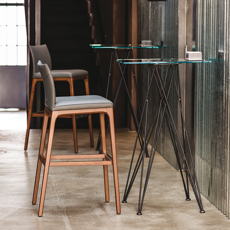 Arcadia Stool from Cattelan Italia