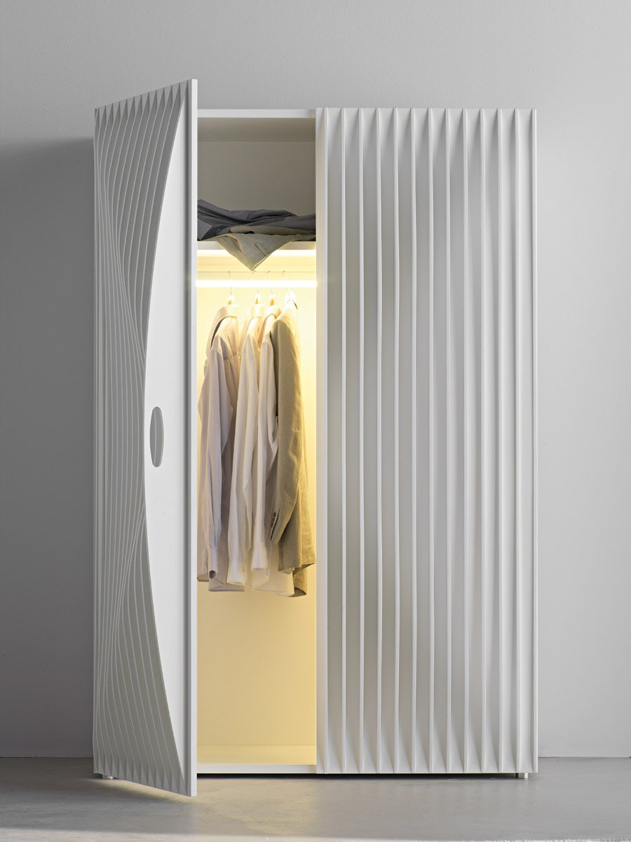 Blend cabinet from Horm, designed by Karim Rashid