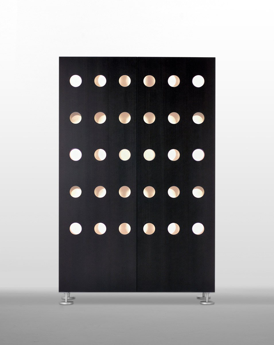 Moony cabinet from Horm