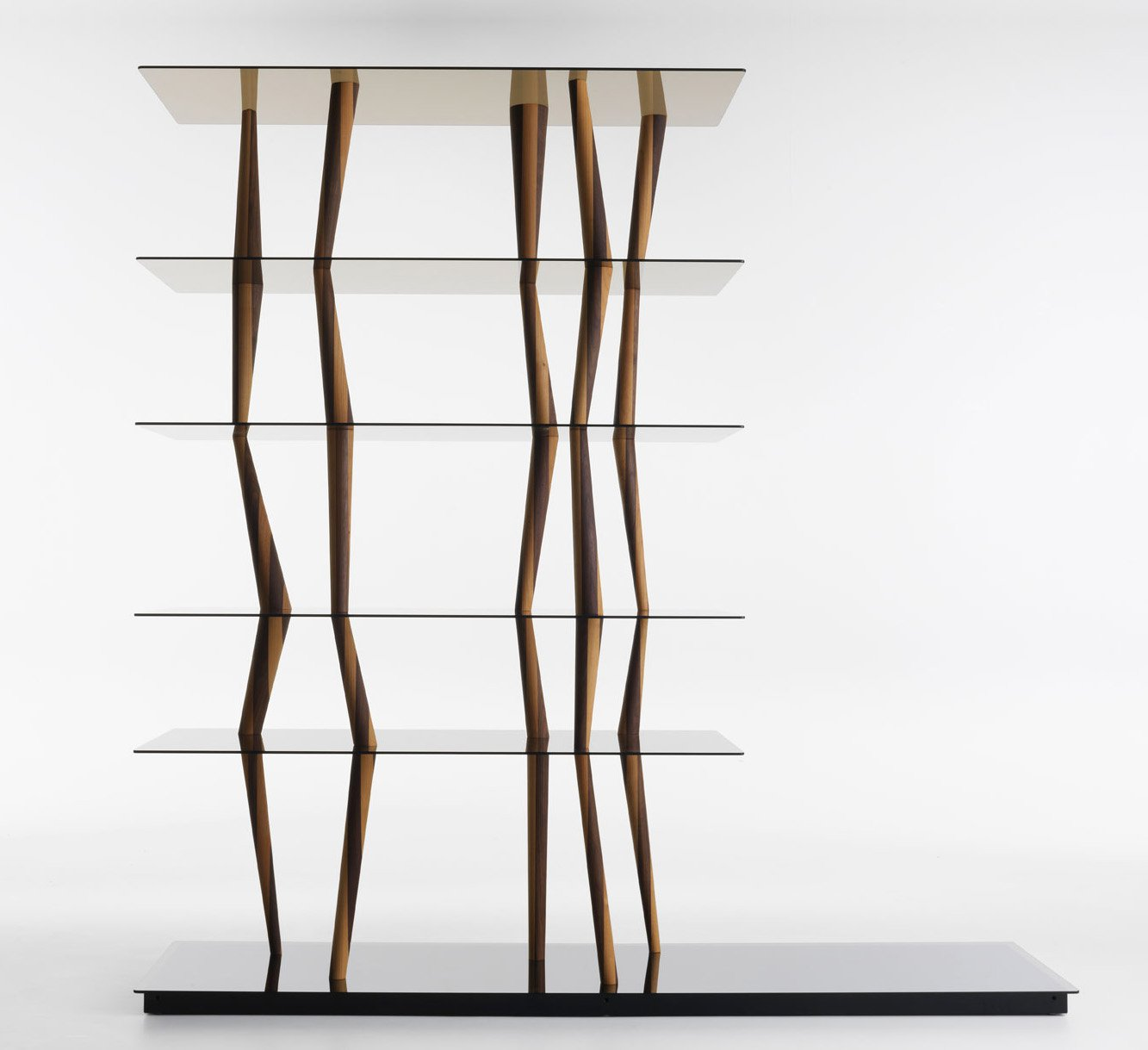 Sendai Crystal bookcase from Horm, designed by Toyo Ito