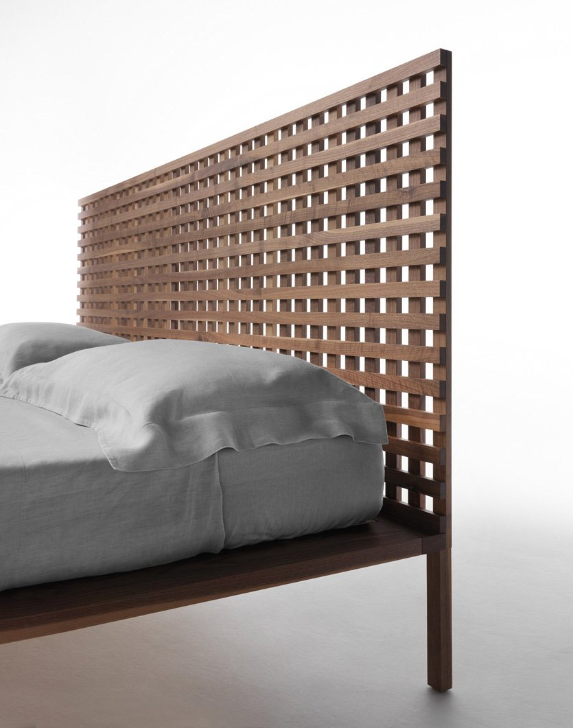 Twine bed from Horm, designed by WIS Design